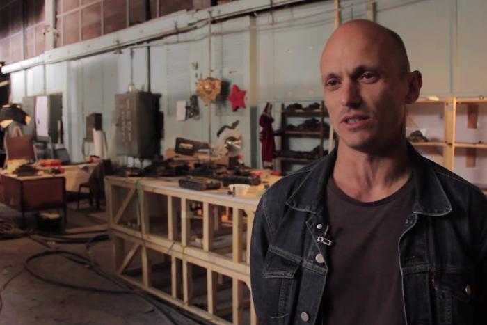 Режиссер «28 панфиловцев» получил премию «За верность исторической правде»
