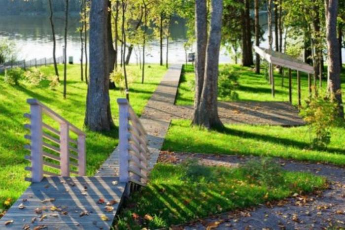 ВПриморском иФрунзенском районах Петербурга в 2017-ом году начнут строить парки