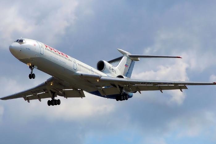 Министр транспорта заявил, что теракт не входит в основные версии катастрофы Ту-154