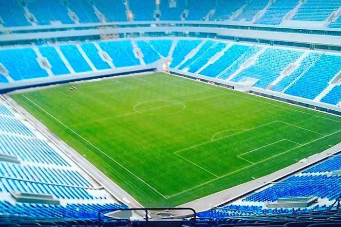 Мутко пообещал, что новый стадион «Зенита» сдадут 26 декабря