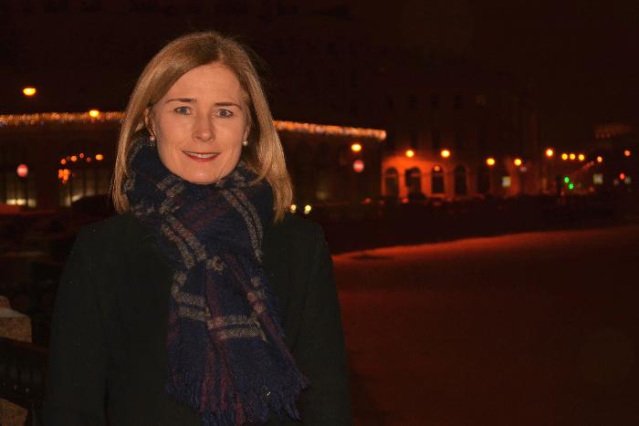 Норвежка Хейди Олуфсен — о Довлатове, стихах для Деда Мороза и бюрократах