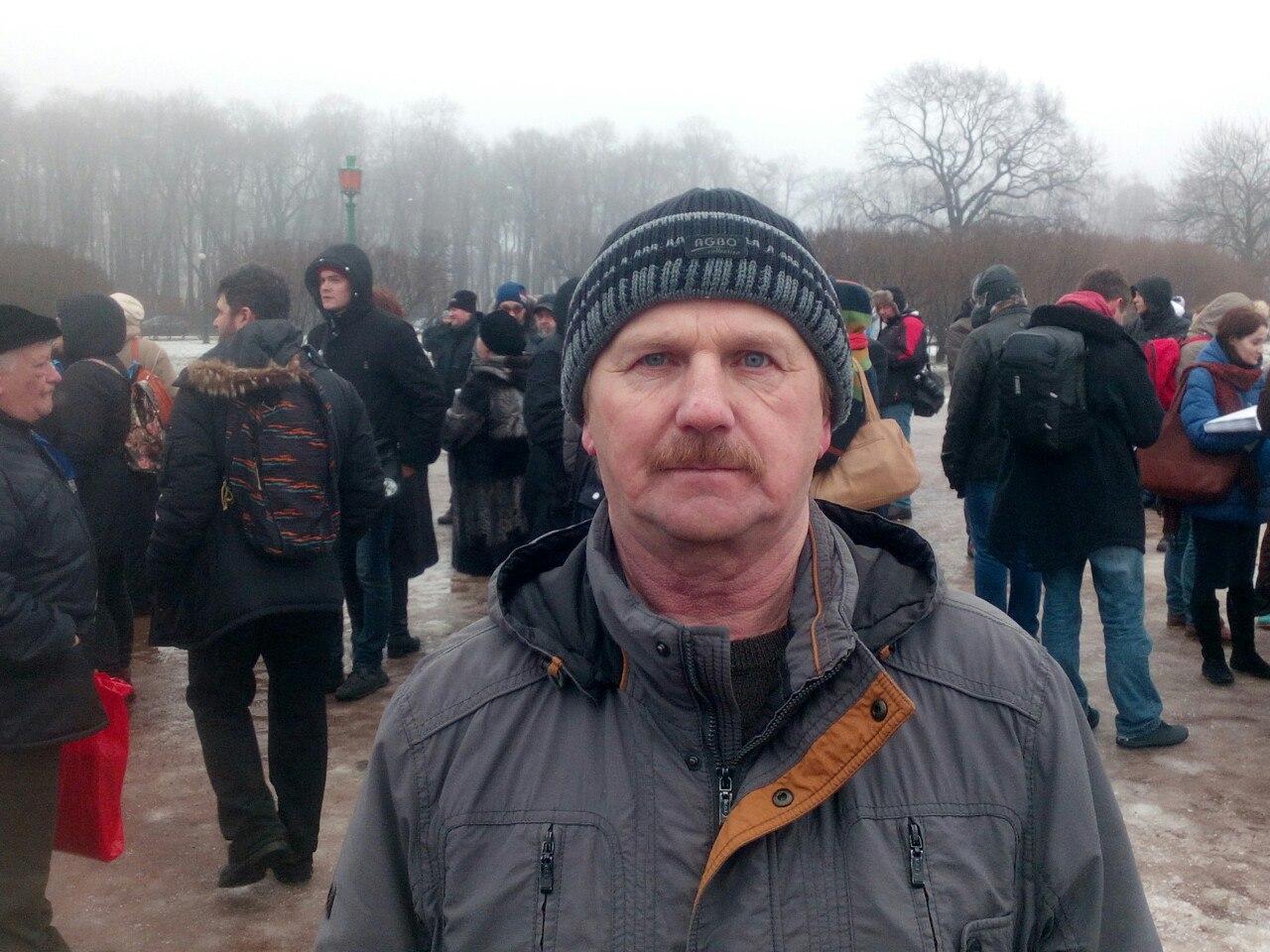 «Важно, чтобы власть слышала народ»: что говорят петербуржцы на акции против передачи Исаакия РПЦ