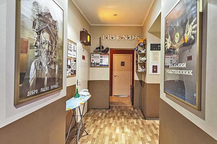 Хостел «Друзья» на Невском закроют из-за жалоб жильцов дома