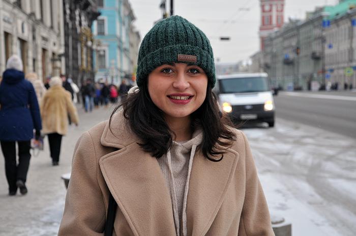 Итальянка Микела Д'Алессандро — о петербургском кофе, бабушках в музеях и игре «Зенита»