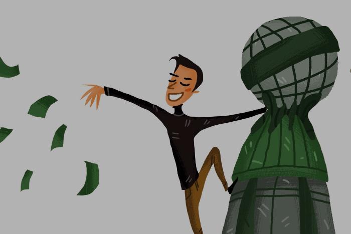 «Зингерить», «боярить» и «милонить»: пародийный словарь петербуржца — в пяти картинках