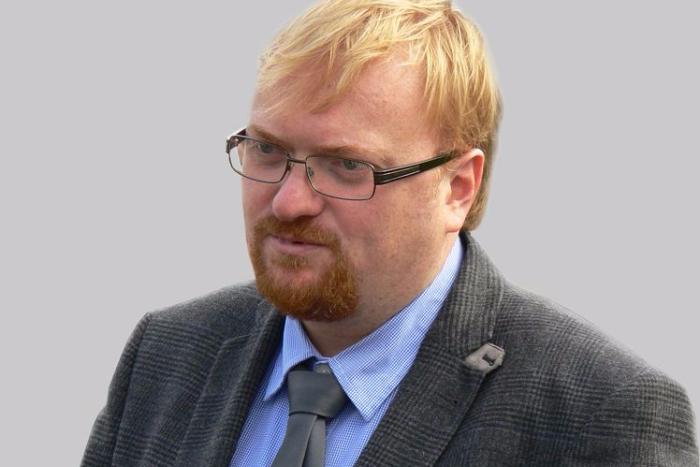 Комиссия Госдумы по этике проверит Виталия Милонова