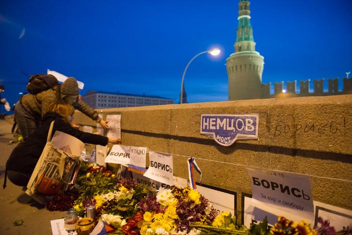 В Смольный подана заявка на трехтысячный митинг в память о Немцове