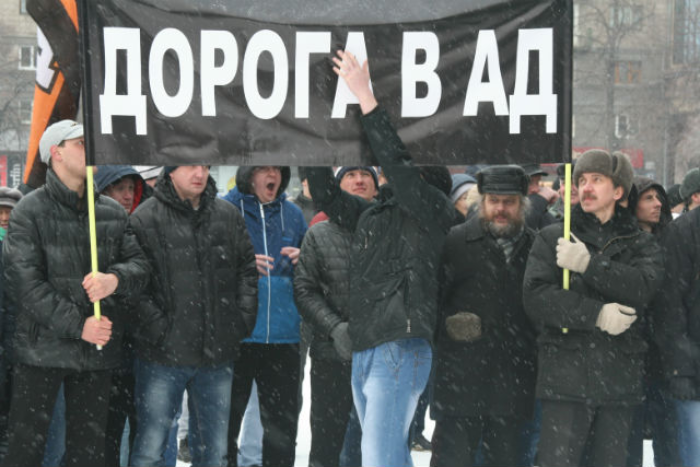 «Всё нужно оценивать по десяти заповедям»: кто и как борется за«традиционные ценности» в России