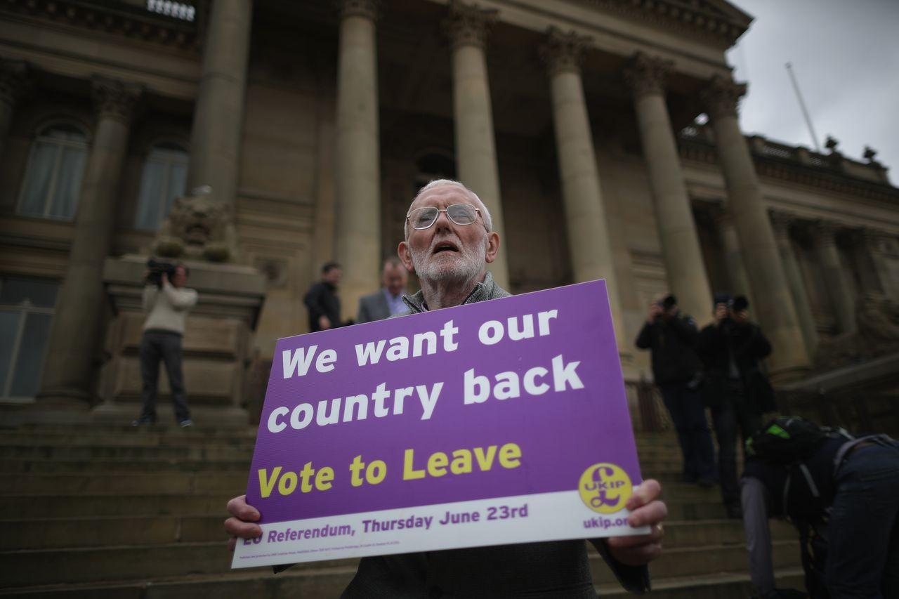 В Великобритании приняли закон о выходе из Евросоюза