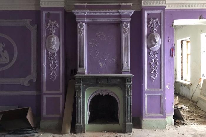 Десять секретных заброшенных особняков и дворцов Петербурга
