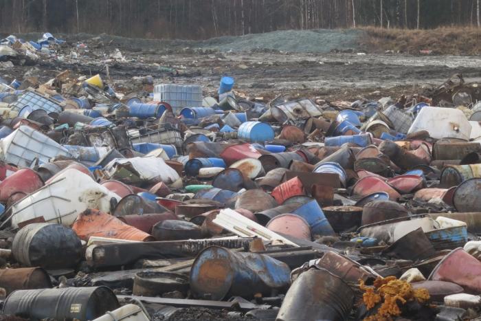 При ремонте очистных сооружений полигона «Красный бор» похитили 51 млн рублей