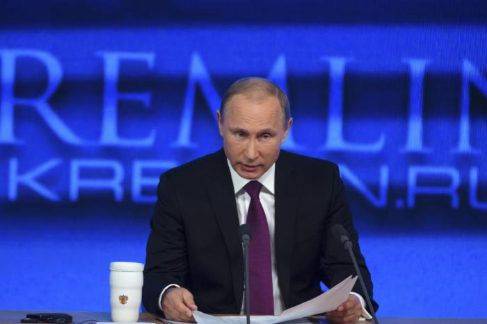 В Финляндии готовят мультфильм и комикс про Путина. Он в них мечтает стать тореадором