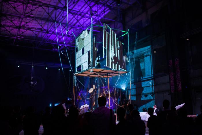 Концерты на крышах, бары вособняках и галереи на заводах: как развивались креативные пространства Петербурга — винтерактивной карте