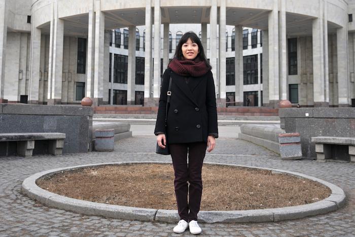 Японка Эриса Мацуо — о переезде в Россию ради балета, библиотеках и тоске по зеленому чаю
