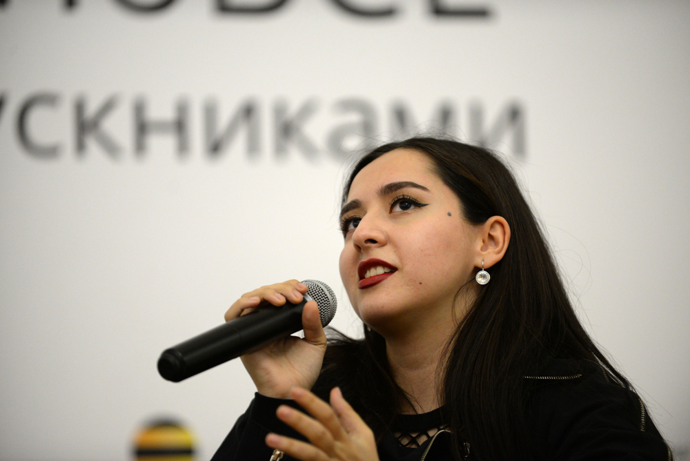 Певица Манижа: «Зритель стал другим. Его невозможно подкупить»