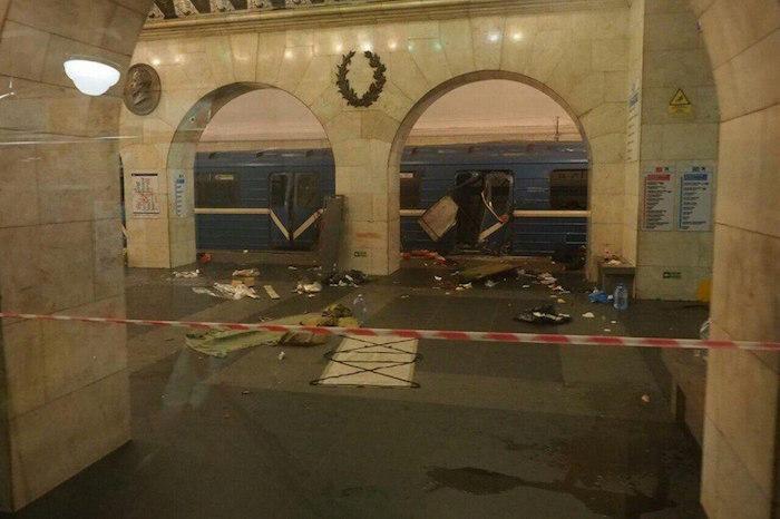 Что известно о теракте в петербургском метро
