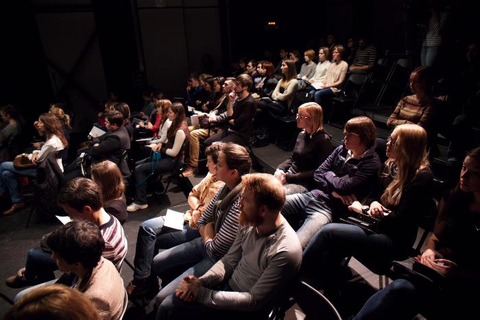 Лекции «Кампуса» в Александринском театре — прямая трансляция
