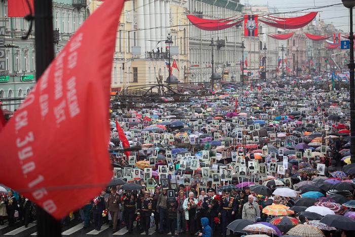 Как в Петербурге пройдет празднование 9 мая и какие улицы будут перекрыты