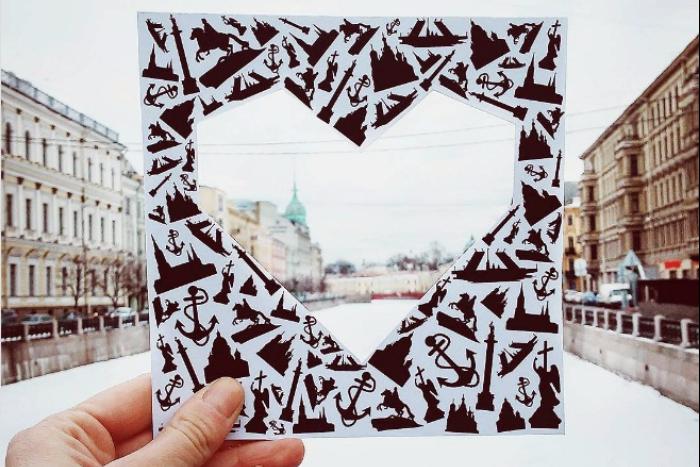 Петербург — в лекциях, текстах, городских легендах и рисунках на стене
