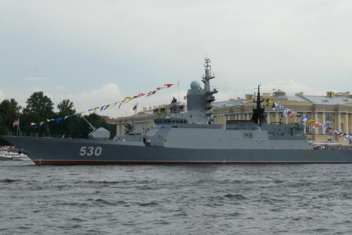 СМИ сообщили, что в Петербурге отменили военно-морской парад в День Победы