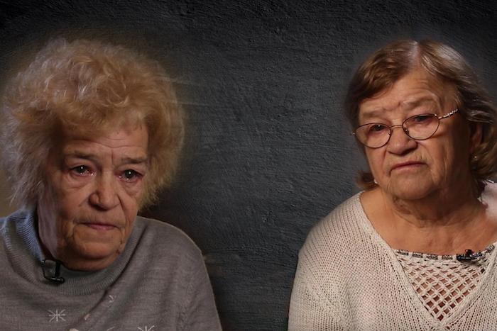Как родители спасали своих детей от голода и бомбежек: рассказ Нины Тихоновны и Али Тихоновны Сизовых