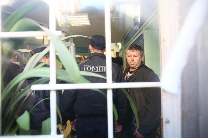 Правозащитник Динар Идрисов прекратил сухую голодовку