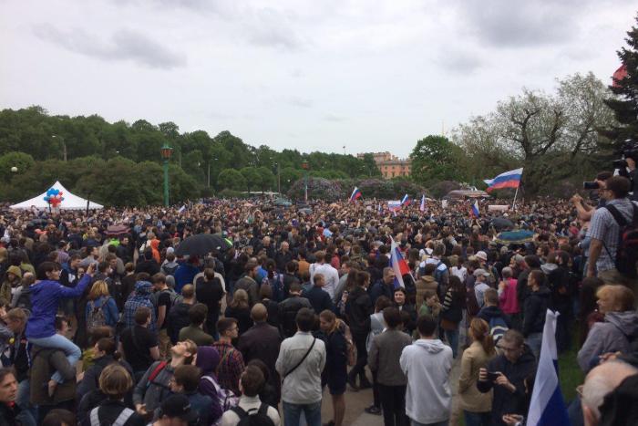 Как прошли акции протеста 12 июня в Петербурге. И что происходит после