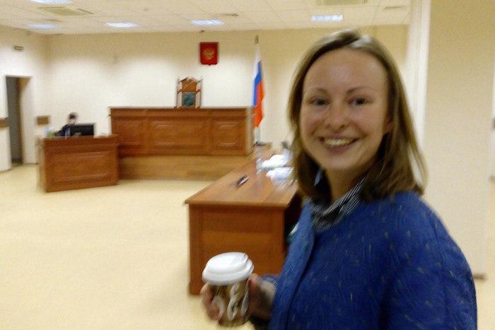 Как суд рассматривал и отклонял апелляции по арестам 12 июня. Репортаж с суда по делу Ольги Поляковой