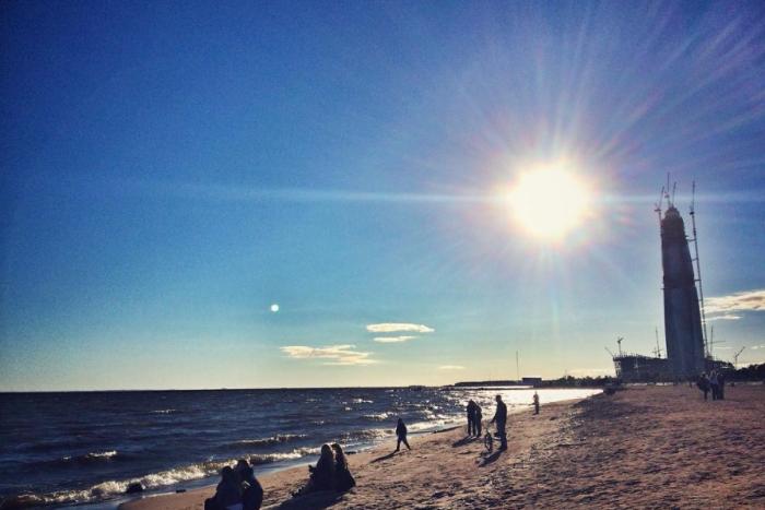 Где в Петербурге разрешено купаться ичем можно заболеть, поплавав вФинском заливе?