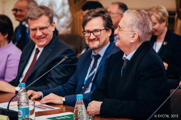 Бывший ректор Европейского университета Олег Хархордин — о своем увольнении и будущем вуза