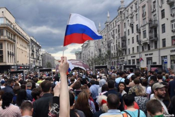 Арестован второй подозреваемый в нападении на полицейских на акции 12 июня в Москве