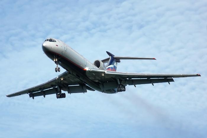 Минобороны завершило расследование катастрофы Ту-154 над Черным морем