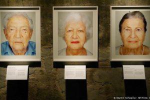 «Оставшиеся в живых»: портреты переживших Холокост