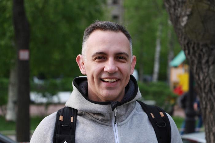 Бразилец Андре Мейреллес — оФинском заливе, молочных продуктах ивелосипедах в Петербурге