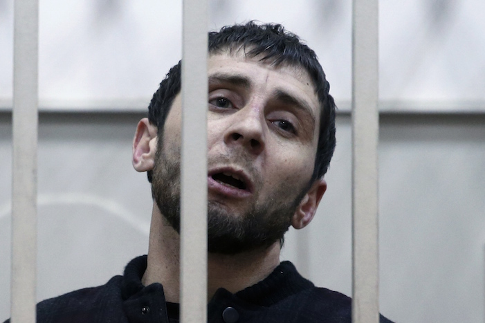 Защита Заура Дадаева обжаловала приговор за убийство Бориса Немцова