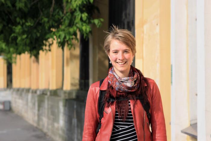 Нидерландка Элине Хельмер — обалете в Мариинском, знакомствах вавтобусе ирусском спокойствии