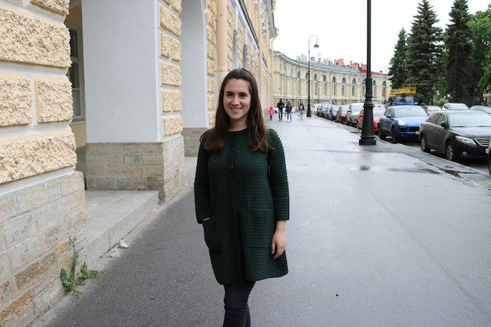 Немка Сабина Ермак — о красоте Спаса на Крови, бюрократии и недовольных жизнью русских