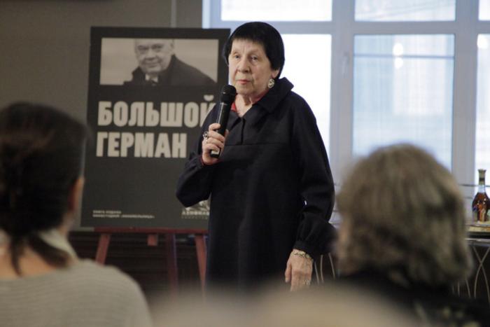 В Петербурге умерла главный редактор «Ленфильма», вдова Алексея Германа Светлана Кармалита