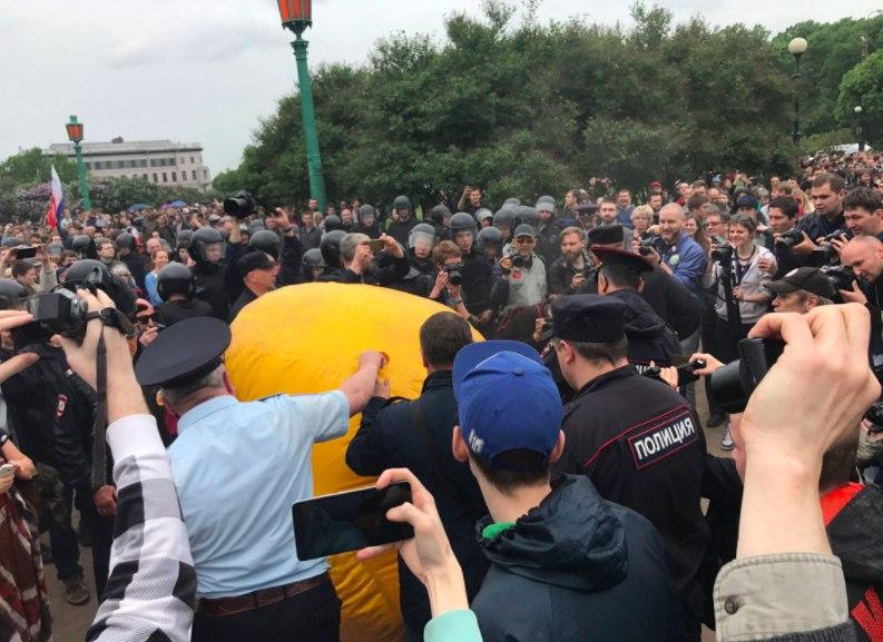 Депутата Закса Резника вызвали в полицию из-за протестной акции 12 июня