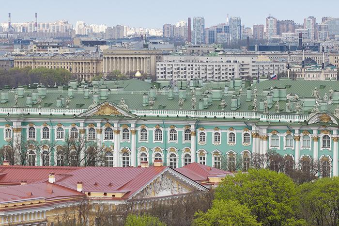 Пройдите тест и выясните, какой район Петербурга вам больше всего подходит