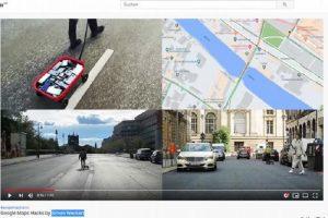 Берлинский художник взломал Google Maps и взорвал YouTube