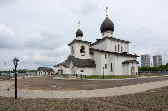Сколько храмов открылось вПетербурге за последние 17 лет: график по годам