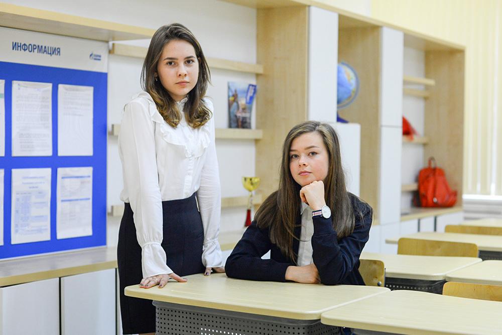 Школьники петербургского лицея — об интернет-зависимости, робототехнике и переезде изМосквы