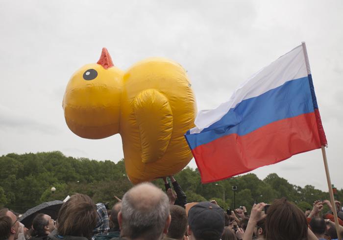 Участника протестной акции 12 июня в Москве приговорили к 2,5 годам колонии