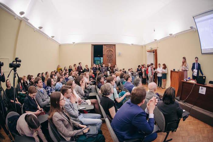 В ЕУ пройдет «Осенний марафон науки». В программе — беседа с Германом-младшим и лекция «Эзопов язык Сергея Шнурова»