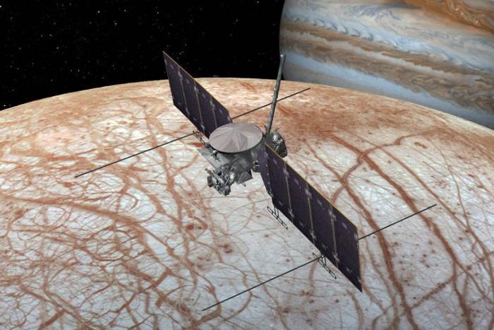 NASA опубликовало последний снимок зонда «Кассини»