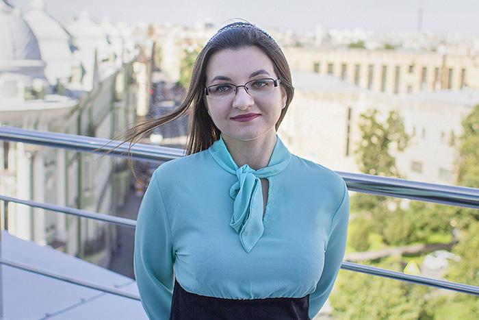 Румынка Диана-Елена Крэчун — опетербургском модерне, российской терпеливости и станции «Бухарестская»