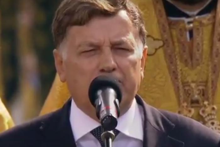 Спикер Закса Макаров: «Россия — последняя надежда бога на планете Земля»