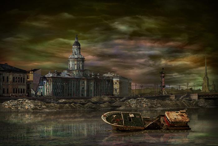 Романы Стругацких и Сорокина, атакже вселенная «Метро 2033»: каквыглядит Петербург вроссийской фантастике