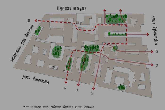 От «ассоциативной» схемы метро до плана города с цитатами поэтов: десять альтернативных карт Петербурга